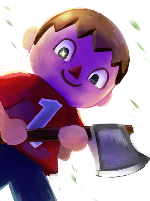 Villageraxe