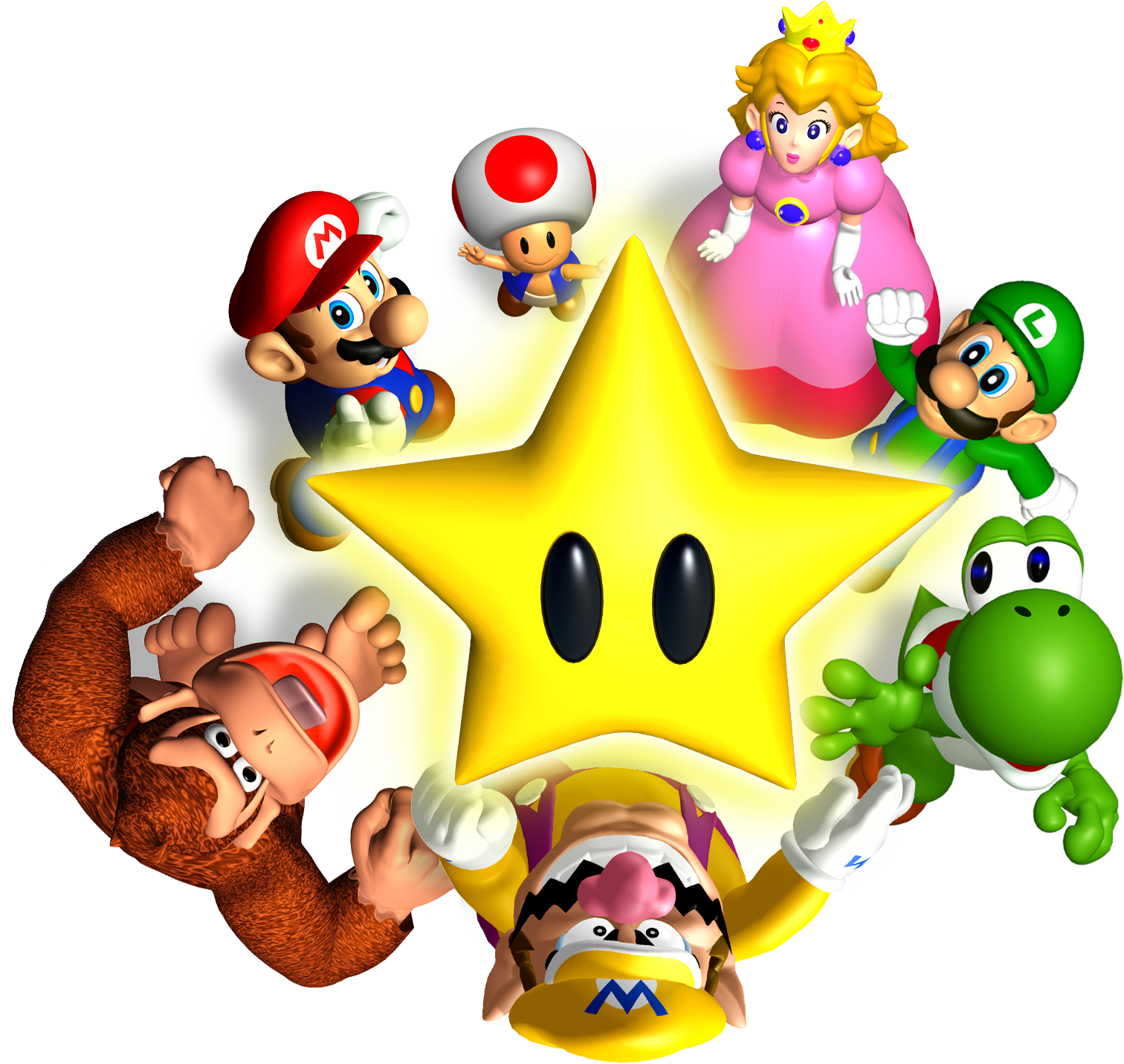 Star_group_artwork_-_mario_party